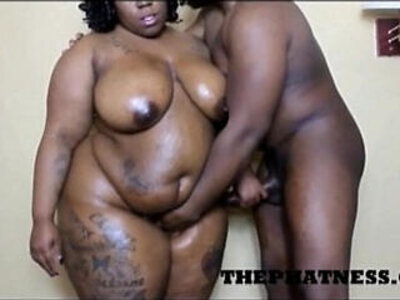 bbw  curvy  ebony  lovely   porn video