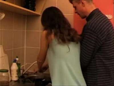 daddy  daughter  kitchen   porn video