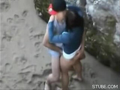amateur  beach  students  young   porn video