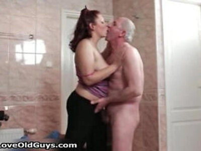 crazy  fat  horny  old and young   porn video