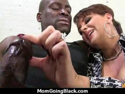 bbc  blowjob  interracial  milf   porn video