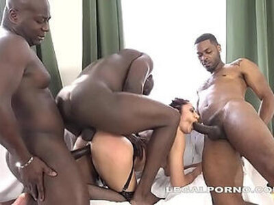 black  gaping  monster cock   porn video