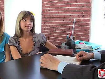 students teacher young  porn video