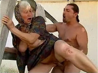 3some  granny   porn video
