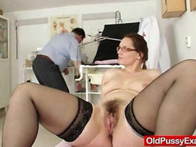 closeup  glasses  hairy  milf   porn video