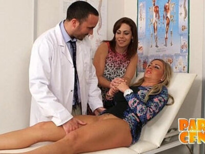 couple  doctor  lesbian   porn video